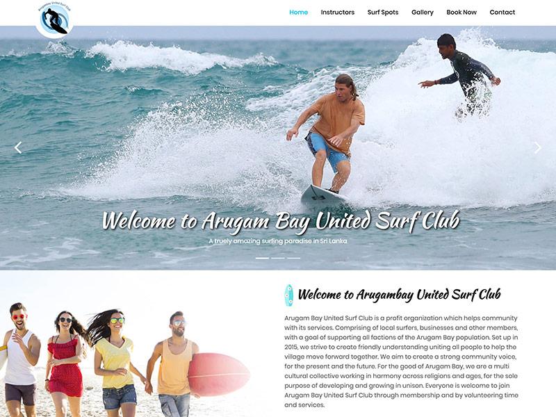 Arugam Bay United Surf Club
