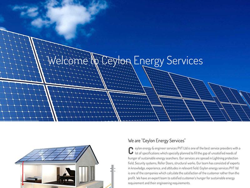 Ceylon Energy Services