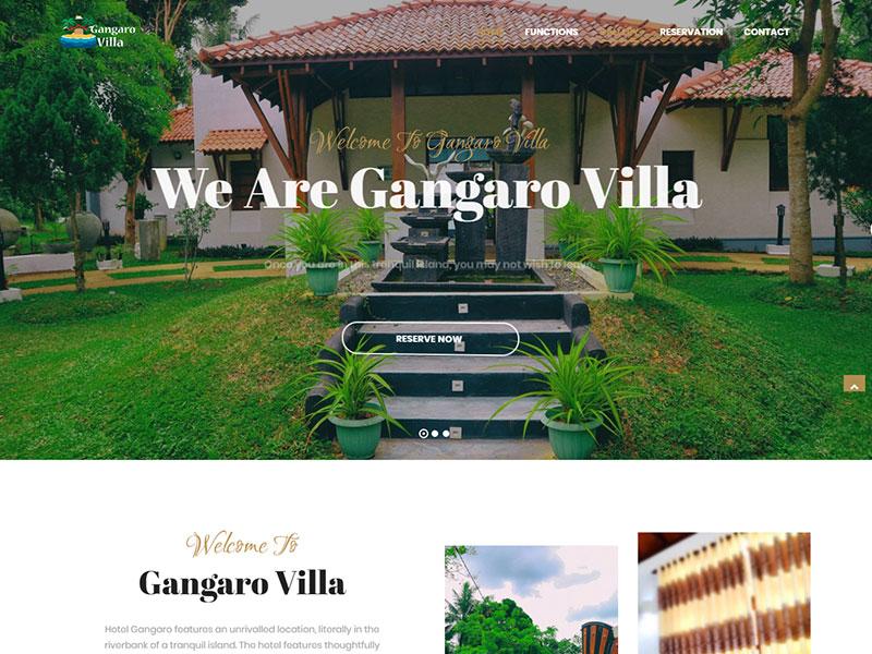 gangaro villa project by digitecz.com