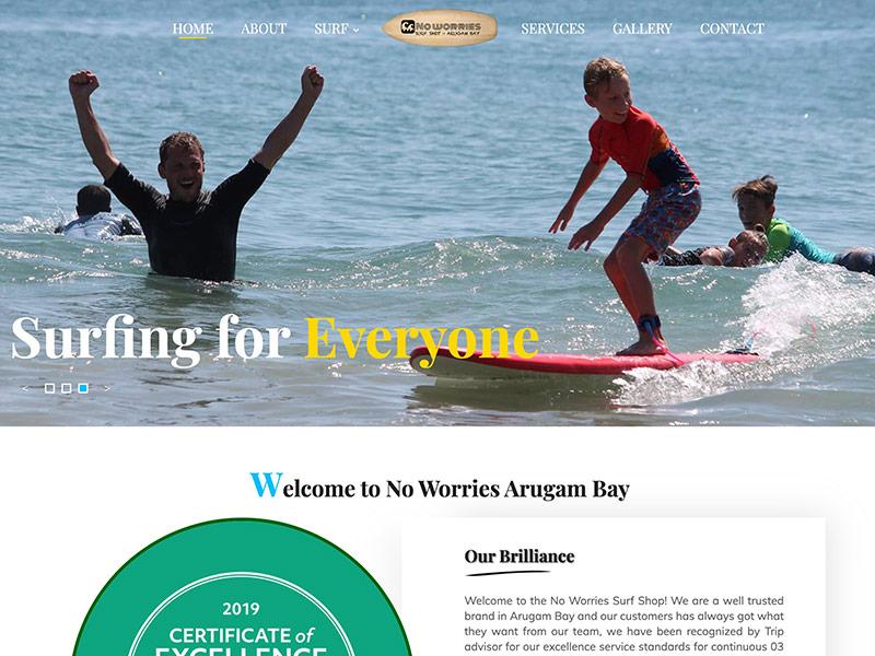 No Worries Arugam Bay